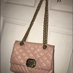Aldo's bubblegum Pink cross body bag